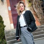 Quoi de plus confortable qu'une veste matelassée pour réchauffer les petits matins frisquets ? ♥️🍂 . . . . . #lookinspiration #frenchstyle #instastyle #collectionautomnehiver2020 #idéelook #imageoftheday #blackandwhiteoutfit #ecommerce #boutiqueenligne