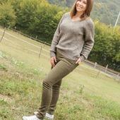 Mariage du jean et du legging le JEGGING allie style et confort. Parfait en toute circonstance, c'est un indispensable de notre garde robe 👖❤🙂  #lookinspiration #fashion #mode #nouveauté #collectionautomnehiver2020 #instastyle #imageoftheday #idéelook #kaki #newcolletion #boutiquejoelle #islesurledoubs