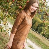 Le cuir est à l'honneur cette saison, faites de cette petite robe une pièce phare de votre dressing d'automne 🤩🍁🍂🎃 @  #lookinspiration #tendance2020 #newcoll #automnehiver2020 #couleurcamel #styledress #frenchstyle #fashion #imageoftheday #idéelook #instastyle #boutiquejoelle #islesurledoubs